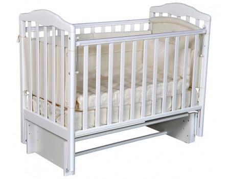 """Кроватка детская """"Helen 2""""  универсальный маятник, без ящика"""