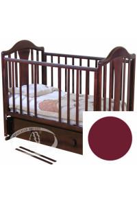Кроватка Можга Красная Звезда Карина С 555