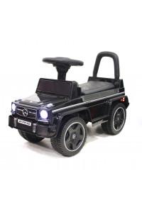 Толокар Mercedes-Benz G63 JQ663 VIP (ЛИЦЕНЗИОННАЯ МОДЕЛЬ). Сиденье: кожа