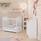 Кровать Baby Sleep-1маятник поперечный