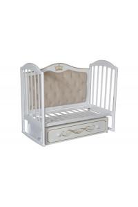 Детская кроватка с универсальным маятником  Emily-4