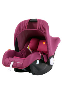 Автокресло Rant Walker Safety Line группа 0+ (0-13 кг) Velvet Purple