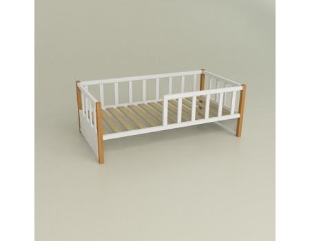 Кровать Bassic бук 160*80 б/я