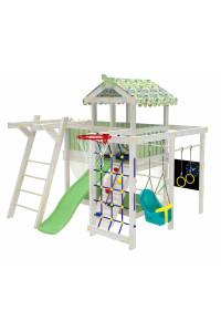 Детский домашний игровой комплекс чердак ДК1Б Бирюзовый