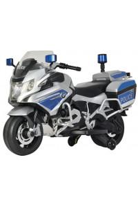 Детский мотоцикл BARTY BMW R1200RT-P  Police Motоbaike Z212 изготовлен по лицензии