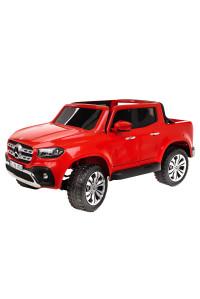 RXL MERCEDES RXL606 Электромобиль 12V/7Ah*2;45W*4(муз,свет,MicroSD) Красный RED
