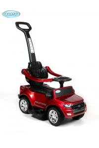 Каталка Ford Ranger DK-P01P красный глянец