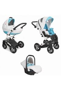 Детская коляска TUTEK TORERO  3 в 1