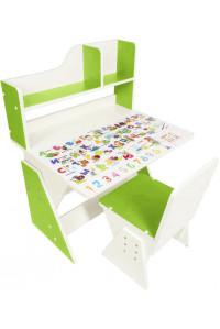 Детская растущая парта и стульчик Первое место