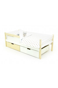 Детская деревянная кровать-тахта