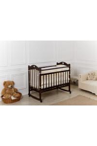 Кровать детская Incanto SOFI с сердечком (колесо, качалка)