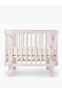 Кроватка-трансформер Happy Baby Mommy Love