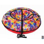 Санки надувные Тюбинг RT диаметр 118 см